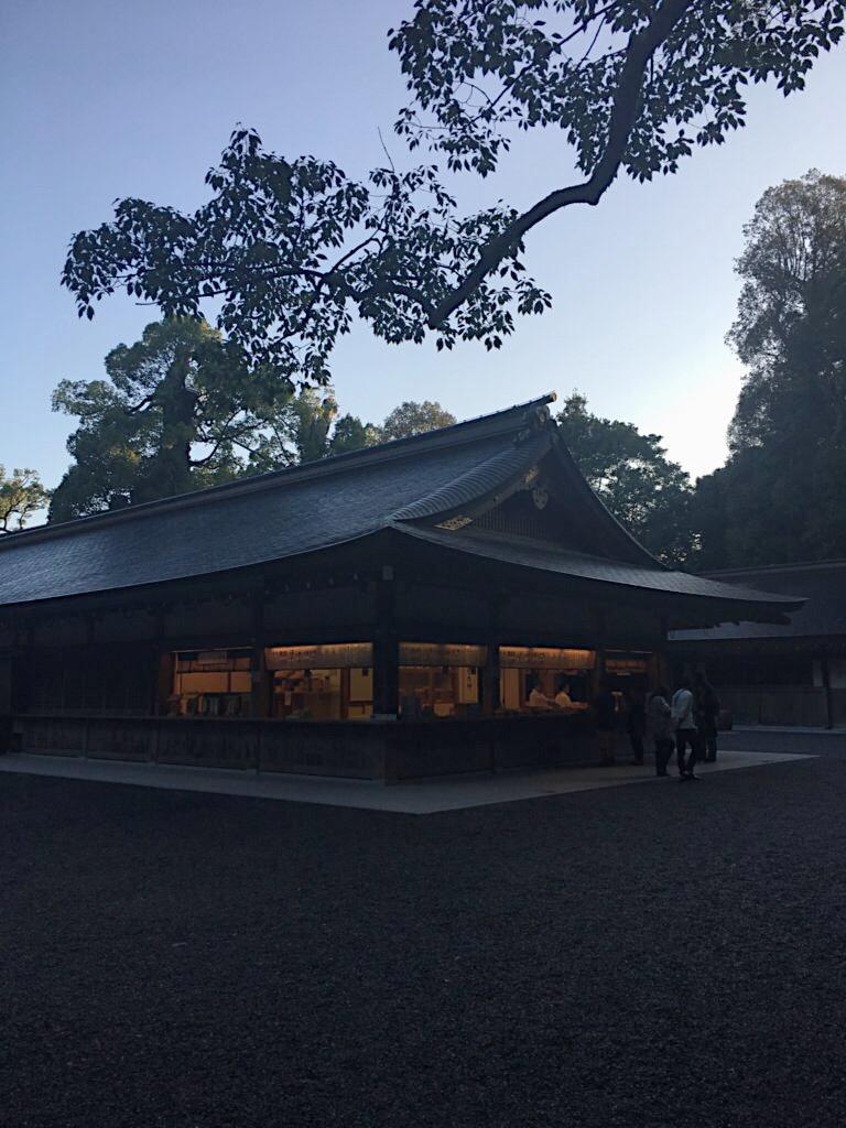 外宮神楽殿