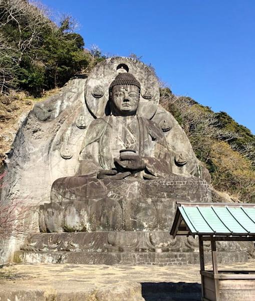 日本一の石仏
