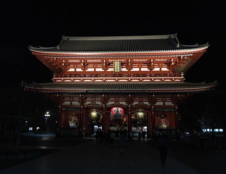 浅草寺の宝蔵門