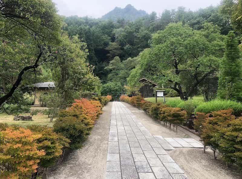 別所の中禅寺