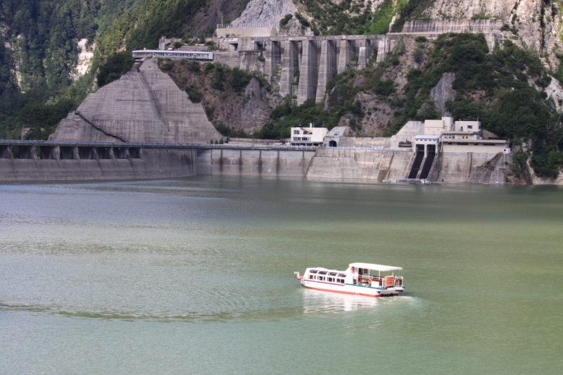 観光船ガルべ