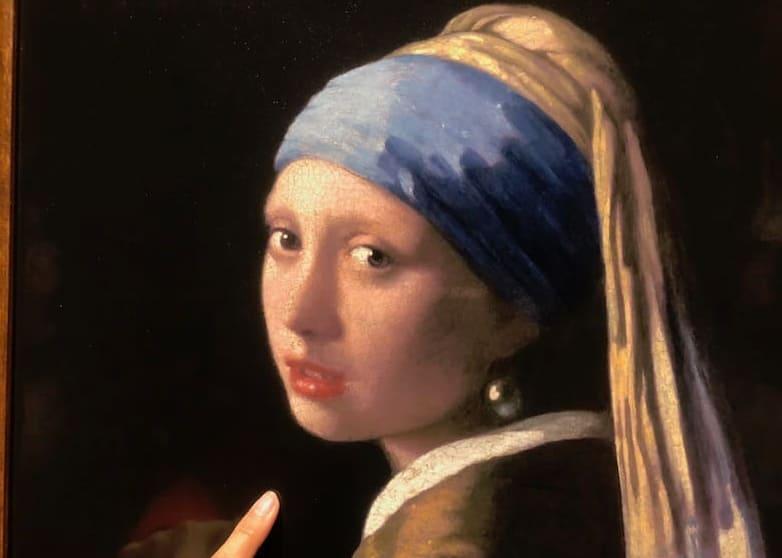 大塚国際美術館の陶板画