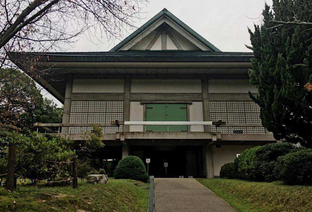 大山祇神社の宝物館