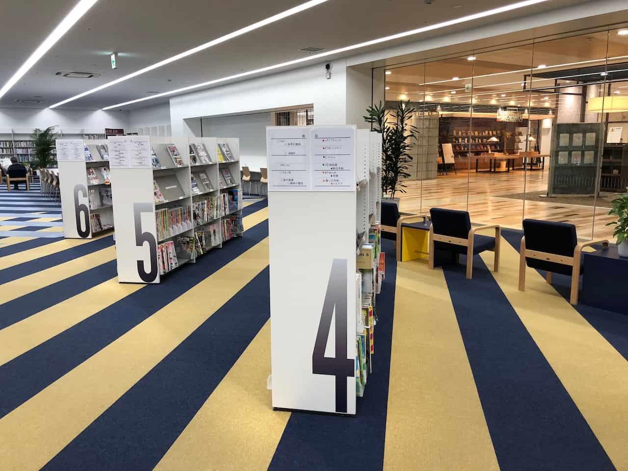 玉野市立図書館